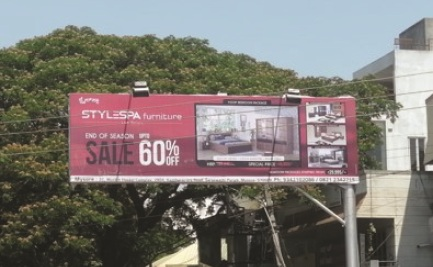 StyleSpa-Hoarding-Mysore