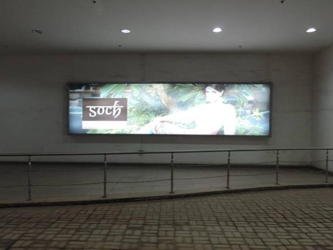 Inside UB City Mall