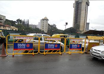 traffic-barricades