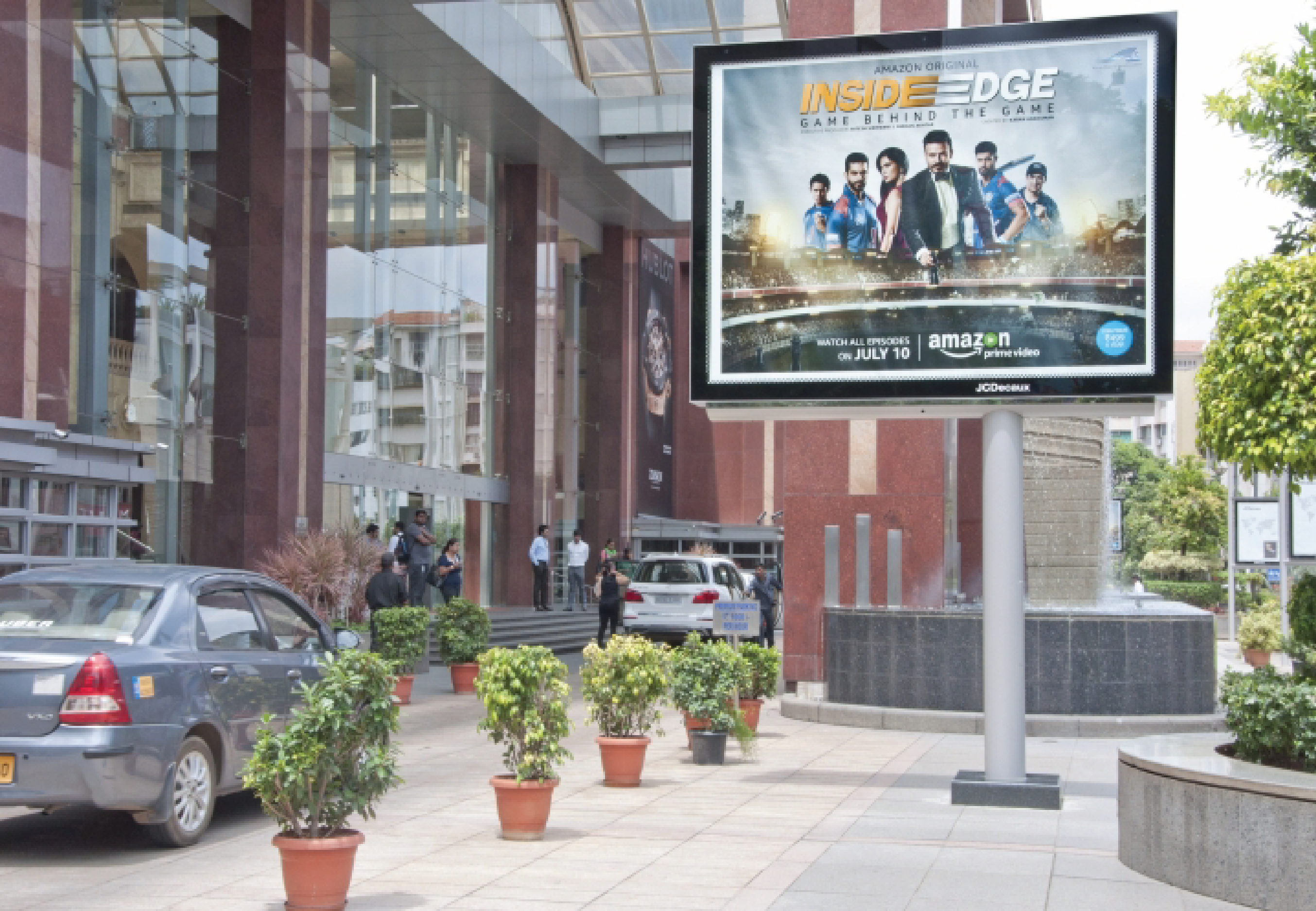UB City Mall Media